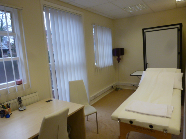 Counselling Room Settings